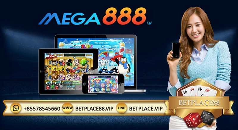 Login Slot Mega888
